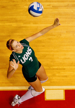mike carlson photography saint leo university volleyball
